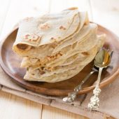 Chappati (Roti bread)